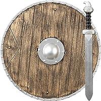 Amakando Armas de Juguete Guerrero   Vikingo Escudo