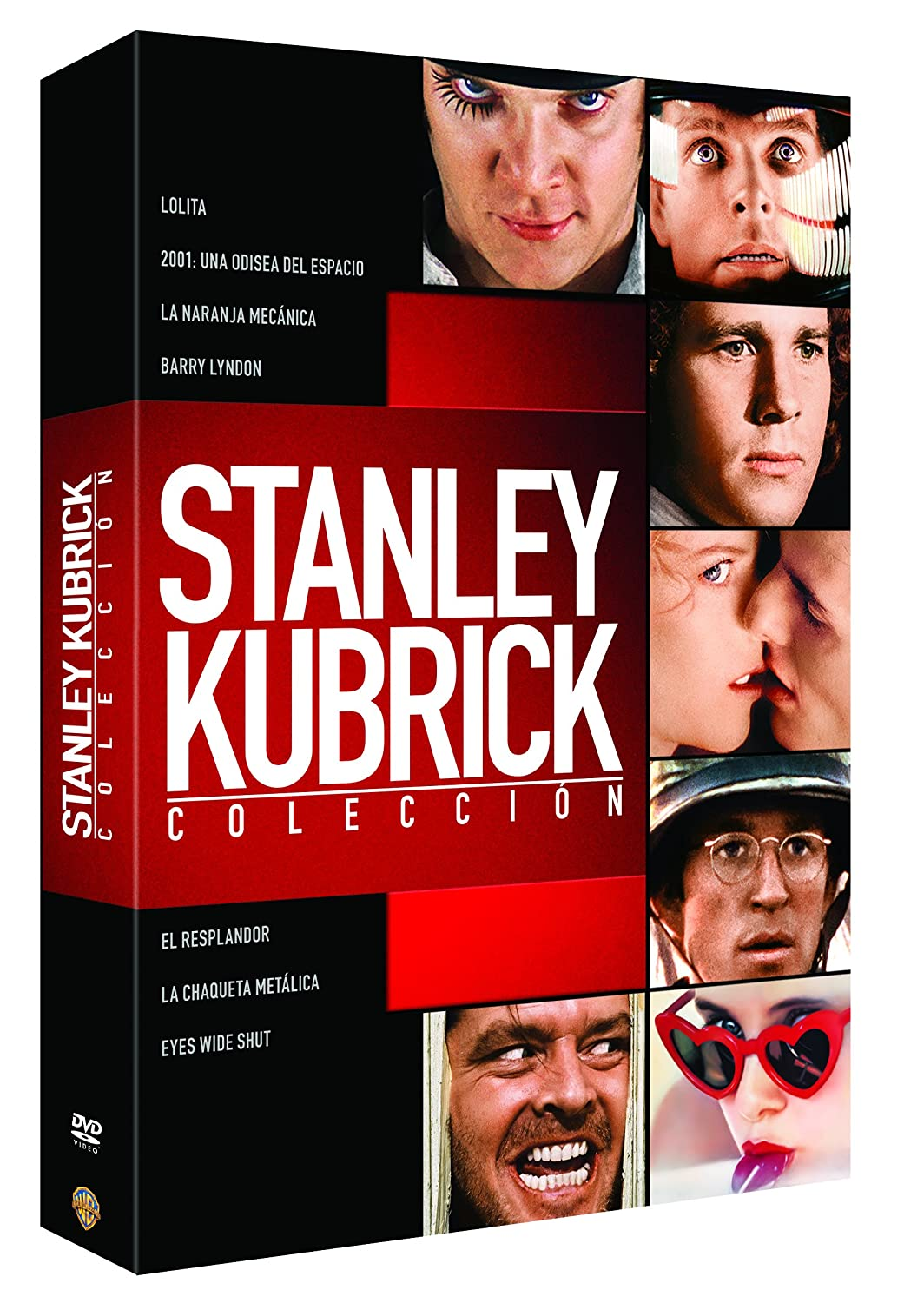 Colección Kubrick [DVD]: Amazon.es: James Mason, Shely Winters ...