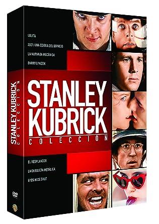 Colección Kubrick [DVD]: Amazon.es: James Mason, Shely Winters, Malcolm Mcdowell, Jack Nicholso,, Tom Cruise, Nicole Kidman, Matthew Modine, Keir Dullea, Jack Nicholson, Stanley Kubrick, James Mason, Shely Winters: Cine y Series TV