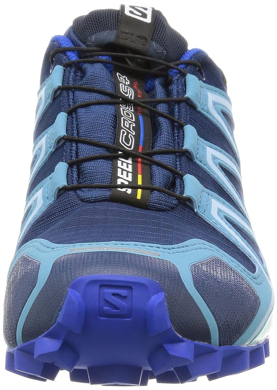 Salomon Women's Speedcross 4 GTX W Trail Running Shoe B017SQV0A2 9 B(M) US|Blue