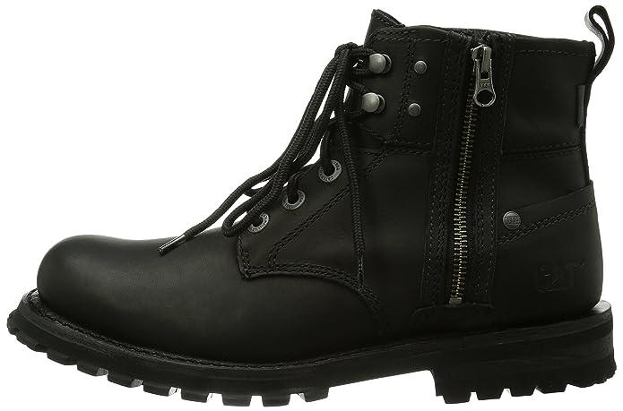 7abe0ed7883117 Caterpillar Hoxton, Bottes Chukka homme, Noir (Black), 40 EU: Amazon.fr:  Chaussures et Sacs