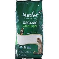Native Organic White Crystal Cane Sugar, 1kg