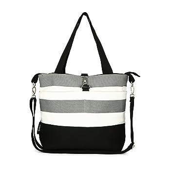Amazon.com : Compact Mommy Tote Bag - Best Designer Ladies Handbag ...