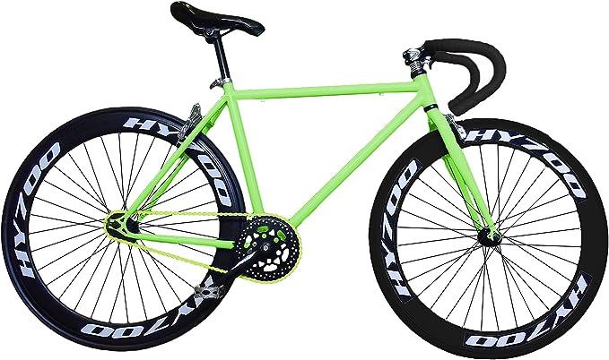 Fixie Helliot Brooklyn H36 - Bicicleta Fixie, Cuadro de Acero ...