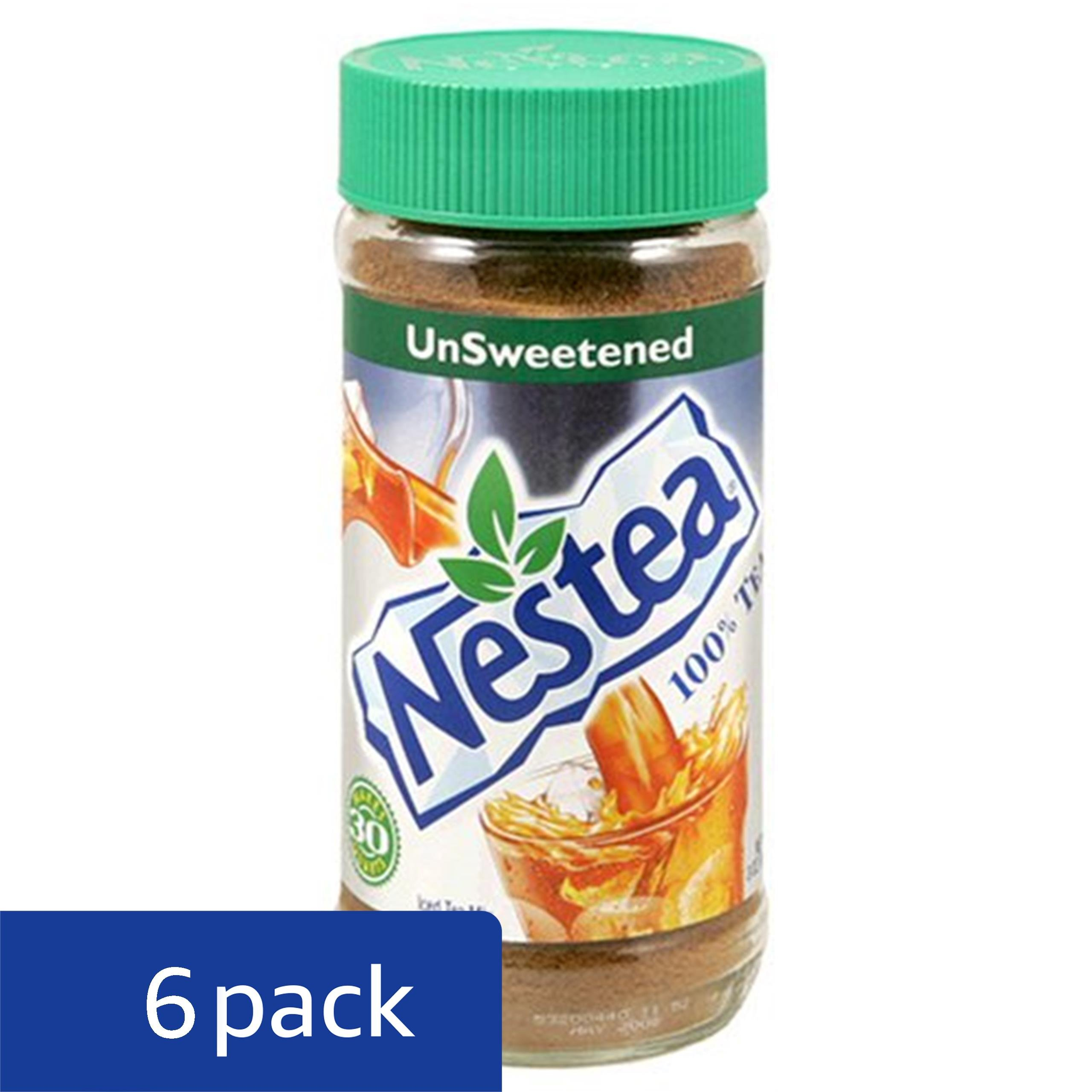 Nestea 100% Instant Tea, 3-Ounce Containers (Pack of 6) by Nestea