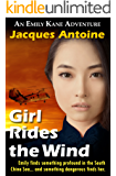 Girl Rides the Wind (An Emily Kane Adventure Book 6) (English Edition)
