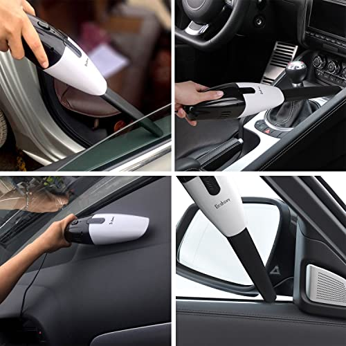 Car Vacuum Cleaner,Onshowy 12 Volt 45 W Portable Handheld Auto Vacuum Cleaner Auto Lightweight Cleaner Dustbuster Hand Vac
