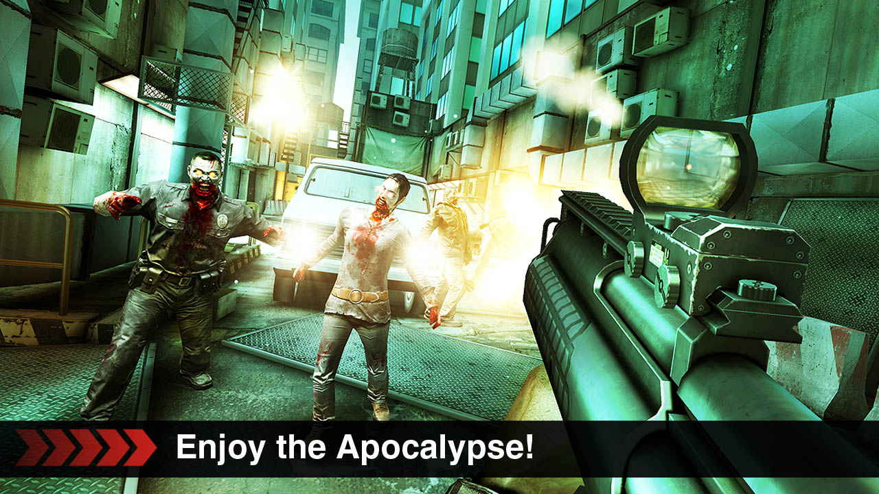 Amazon Com Dead Trigger Appstore For Android