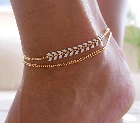 Cross Anklet For Men Handmade Black Anklet For Men Set With Silver Plated Cross Pendant By Galis Jewelry Ankle Bracelet For Men