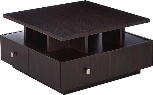 247SHOPATHOME coffee-tables Square Coffee Table