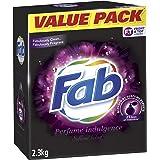 Fab Sublime Velvet Powder Laundry Detergent, 2.3KG