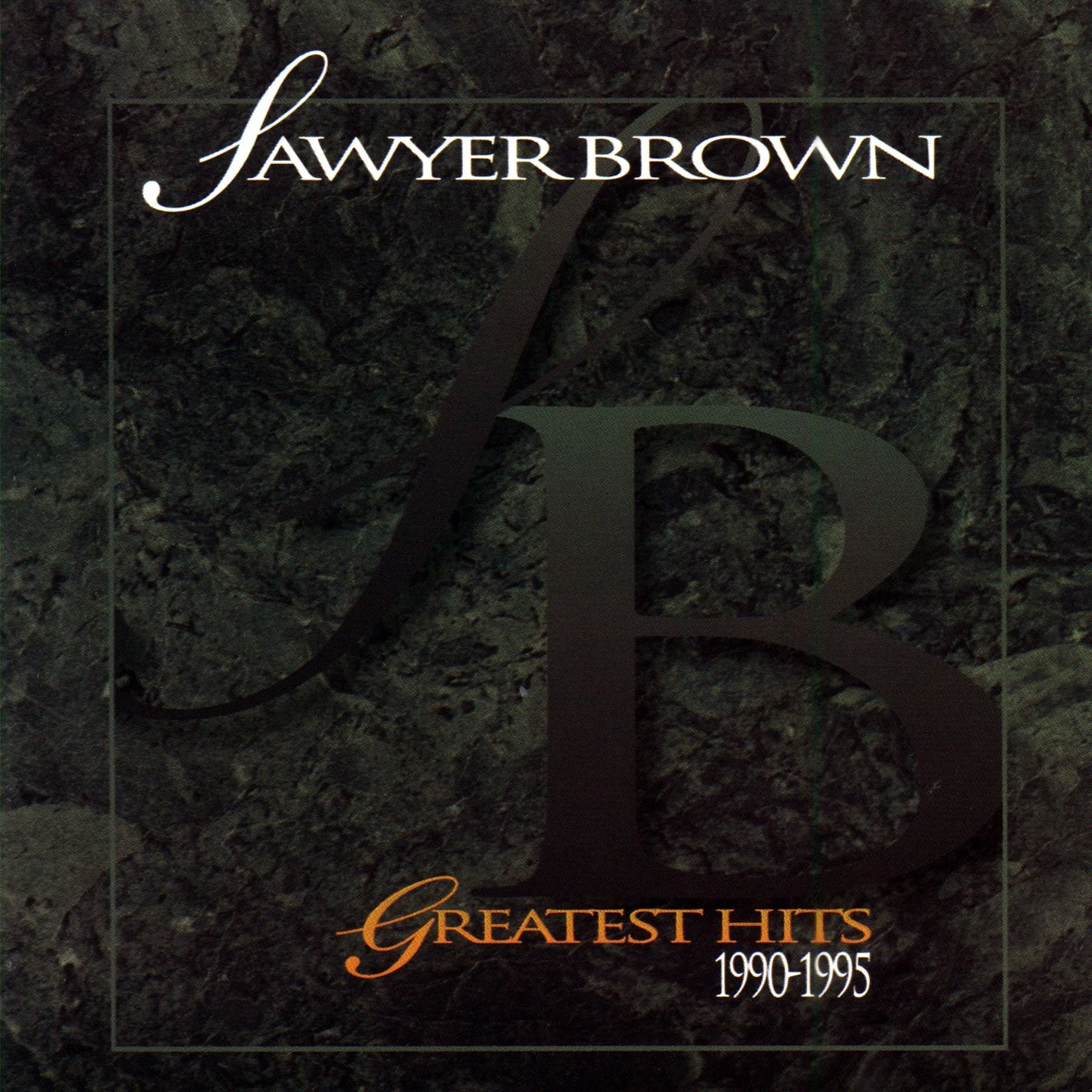 CD : Sawyer Brown - Greatest Hits 1990-1995 (CD)