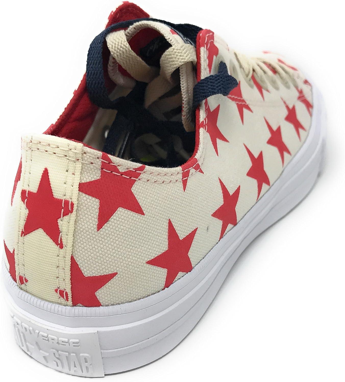 Converse CTAS II Ox Parchment Athletic Shoes Mens 10