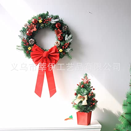 christmas garland for stairs fireplaces christmas garland decoration xmas festive wreath garland with christmas wreath garlands - Fireplace Christmas Decorations Amazon