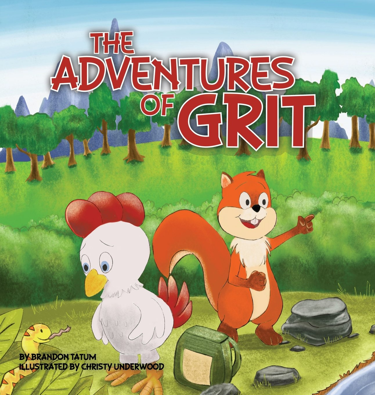 Download The Adventures of Grit pdf