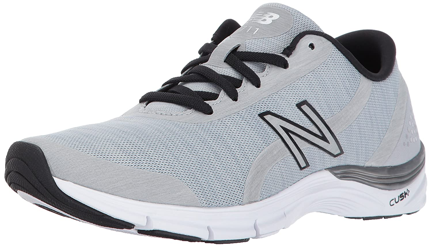 New Balance Women's 711v3 Cross Trainer Heather B01N1I0TE7 11 B(M) US|Steel/Black Heather Trainer 5031dc