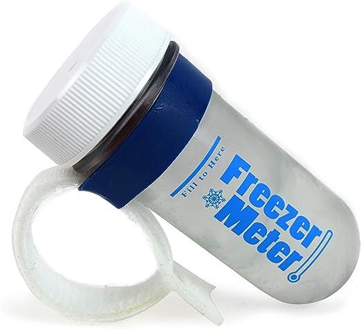 Freezer Meter - Frozen Food Safety In Seconds: Amazon.es: Hogar