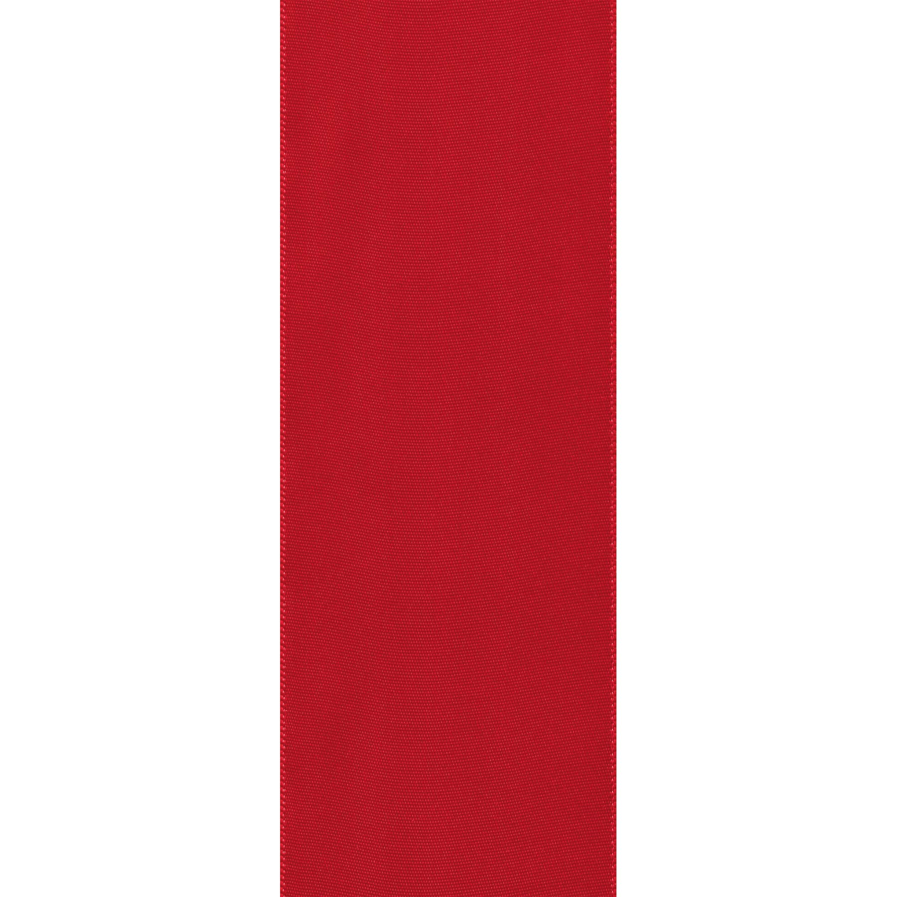 Offray Berwick 2.25'' Single Face Satin Ribbon, Red, 10 Yds by Offray (Image #4)