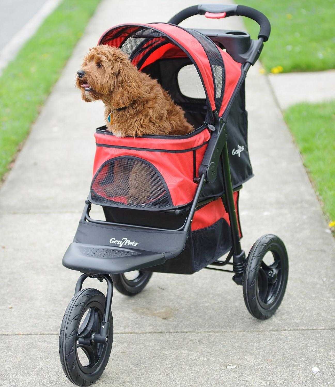 Amazon Gen7Pets G7 Jogger Pet Stroller Pet Carriers Pet Supplies