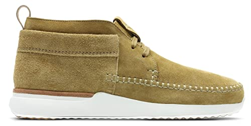 get cheap superior performance up-to-datestyling Clarks Originals TorTrack Mid in Oak Suede: Amazon.co.uk ...