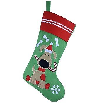 Amazon.com: Wewill Medias de Navidad con bonito bordado de ...