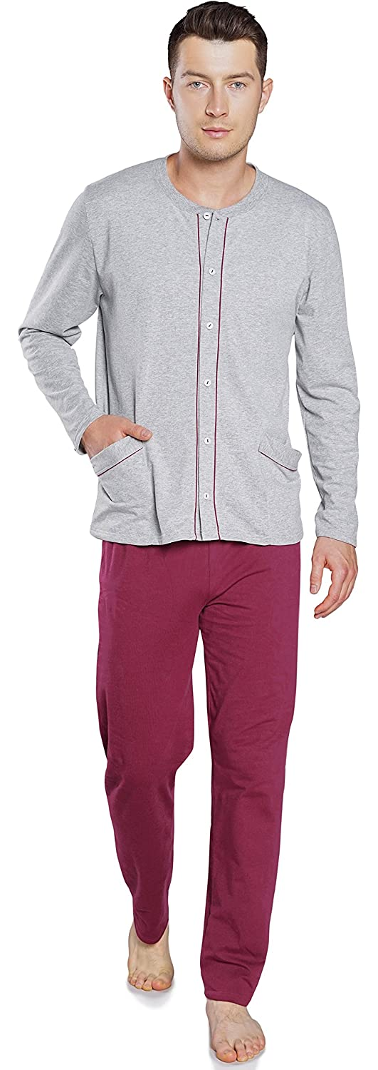 Italian Fashion IF Pijamas para Hombre IF180042: Amazon.es: Ropa y accesorios