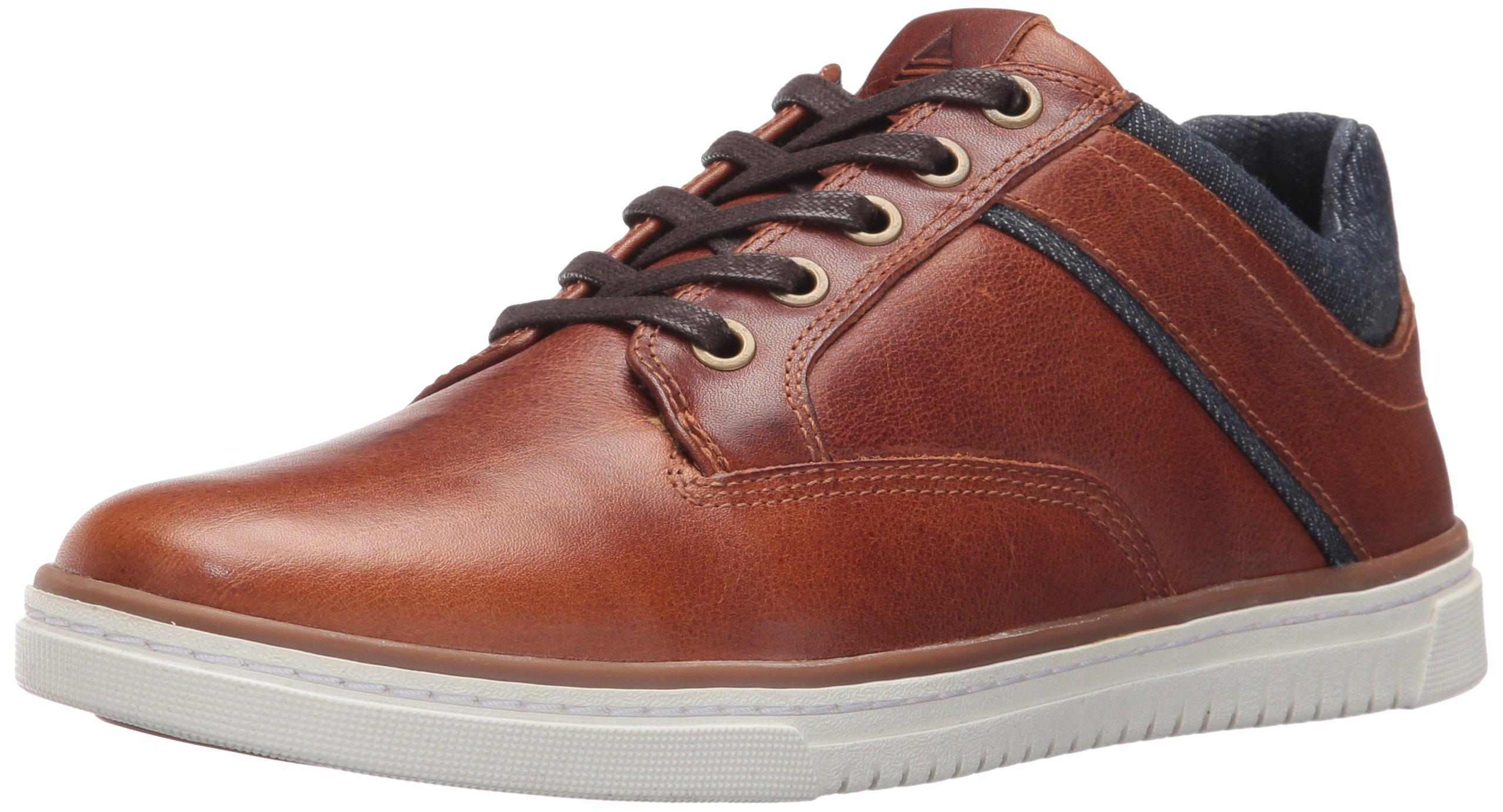 Aldo Men's Tracasi Fashion Sneaker, Cognac, 9.5 D US