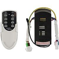 Mando control remoto función sleep para ventilador