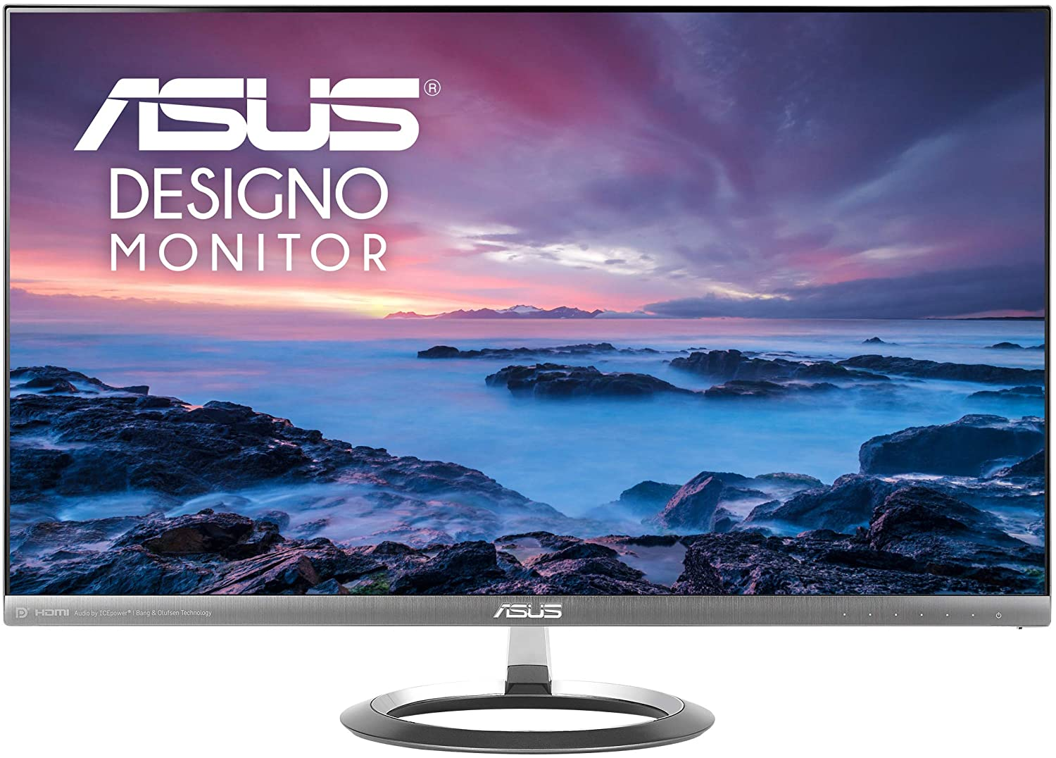 ASUS Designo MX27AQ - best monitor with speakers and hdmi