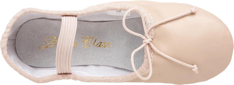 Dance Class Kids Split Sole Ballet Shoe