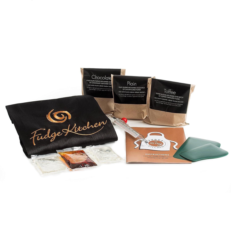 Fudge Kitchen - Make Your Own - Connoisseur Fudge Kit - Around 1kg ...