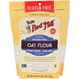 Bob's Red Mill Gluten Free Oat Flour, 18 Oz
