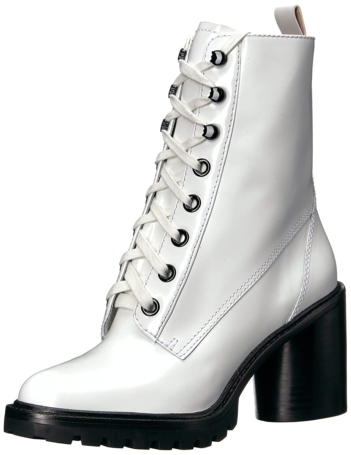 Marc Jacobs Women's Ryder Lace up Ankle Boot B0733C4W3Q 36 M EU (6 US)|White