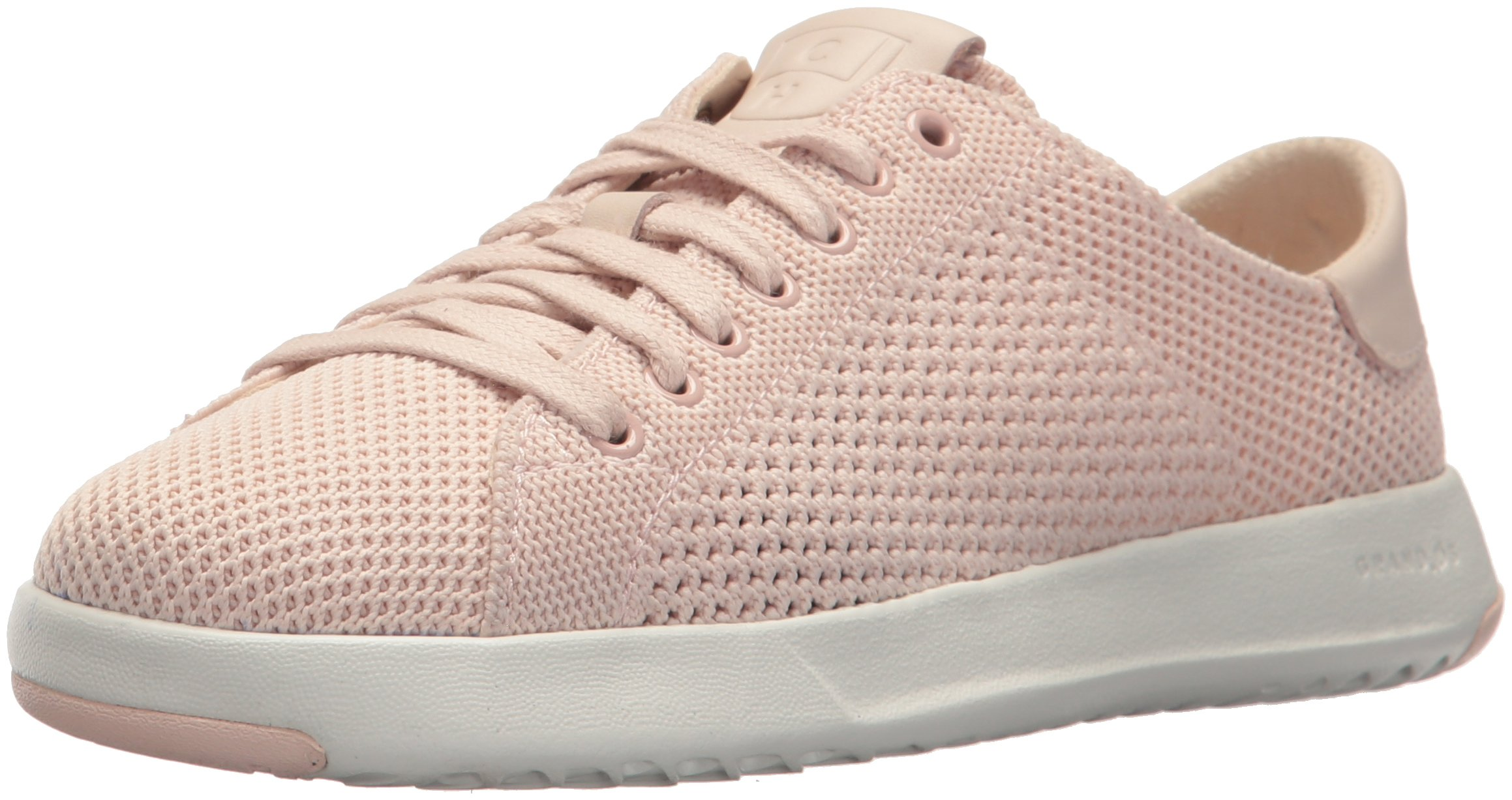 Cole Haan Women's Grandpro Tennis Stitchlite Sneaker, Peach Blush, 7.5 B US
