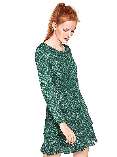 fd64441235 Pepe Jeans PL952385 Dress Women Green Xs  Amazon.co.uk  Clothing