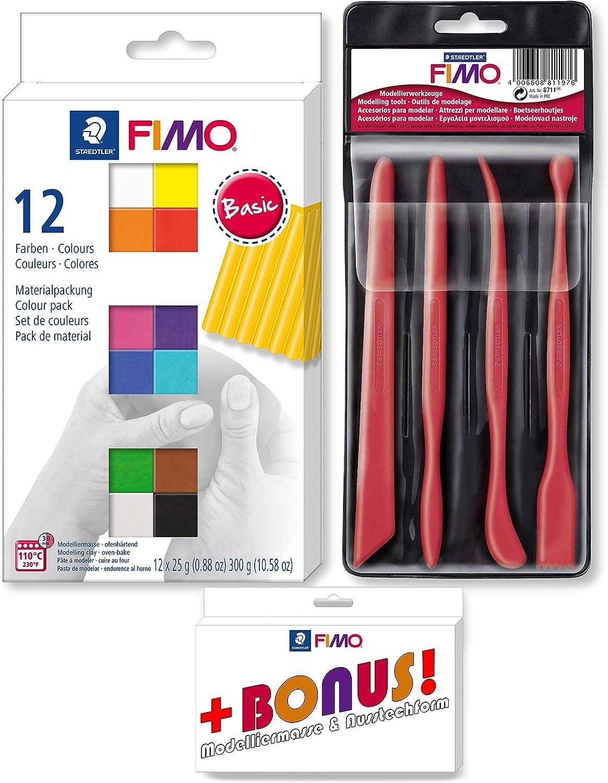 Staedtler FIMO 12er Werkzeuge Set