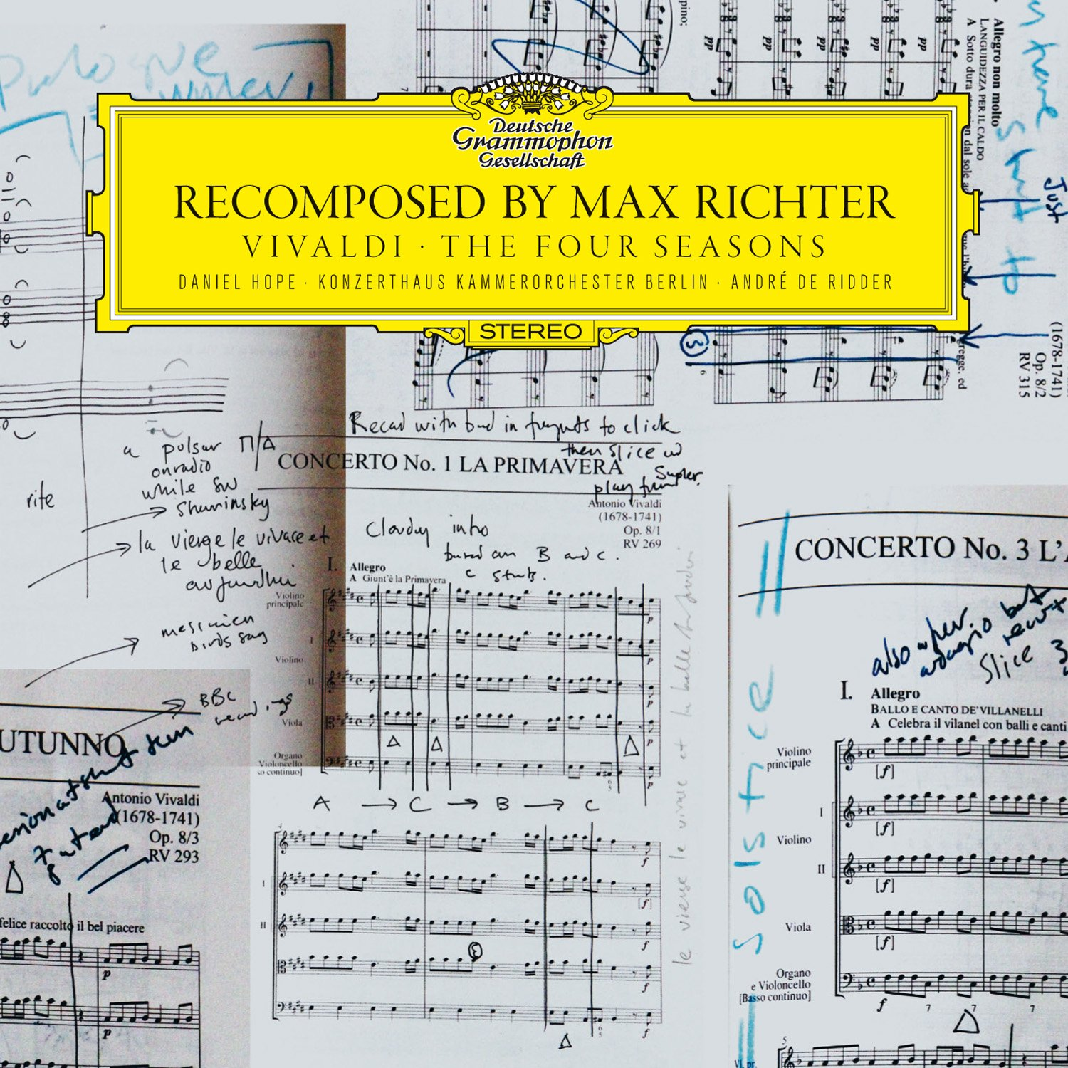 recomposed by max richter vivaldi the four seasons