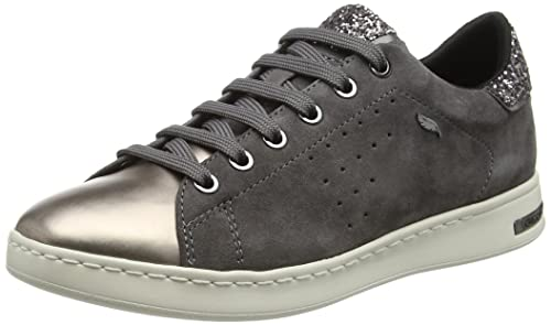 Geox Scarpe Sneaker 41 NUOVO CON SCATOLA bel mix di materiali