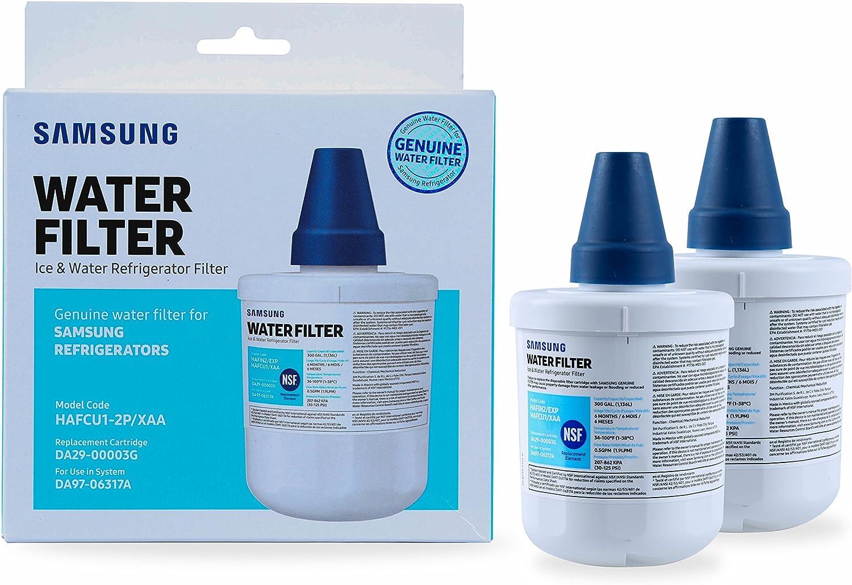 Samsung Electronics DA29-00003G Samsung HAF-CU1-2P/XAA Water Filter