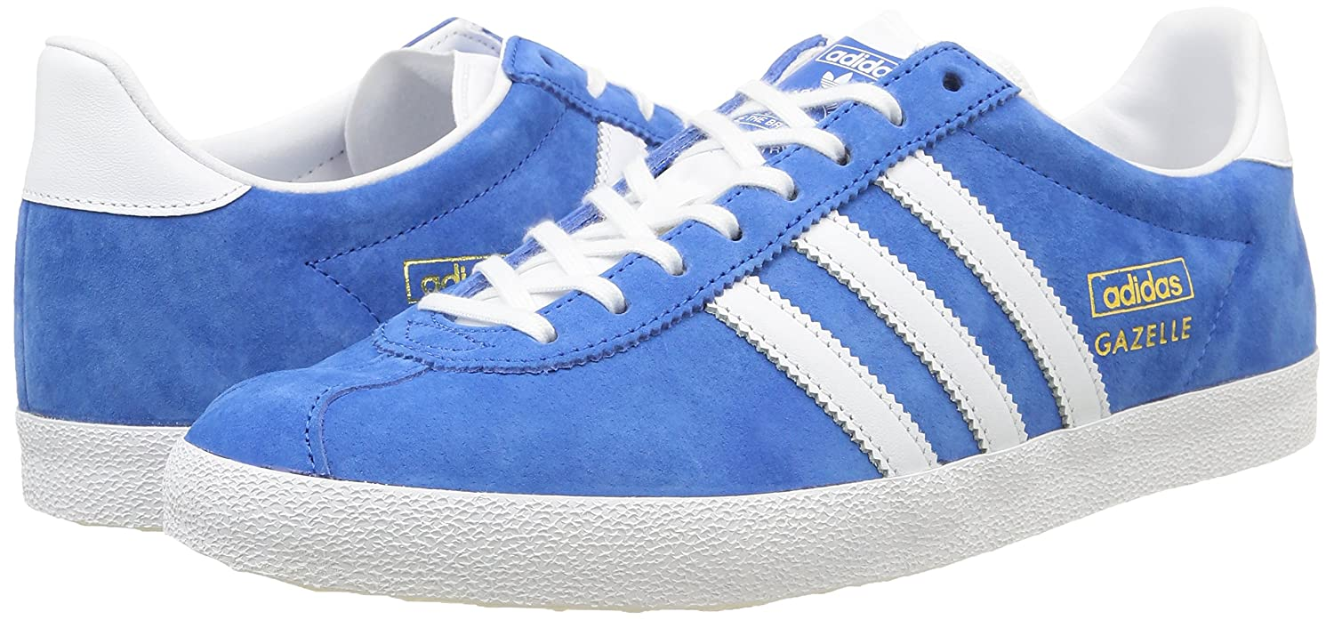 blue and white gazelles