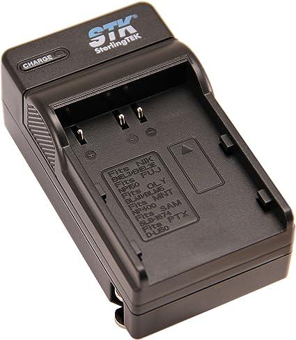 Amazon.com: sterlingtek Nikon EN-EL3e Cargador de batería ...