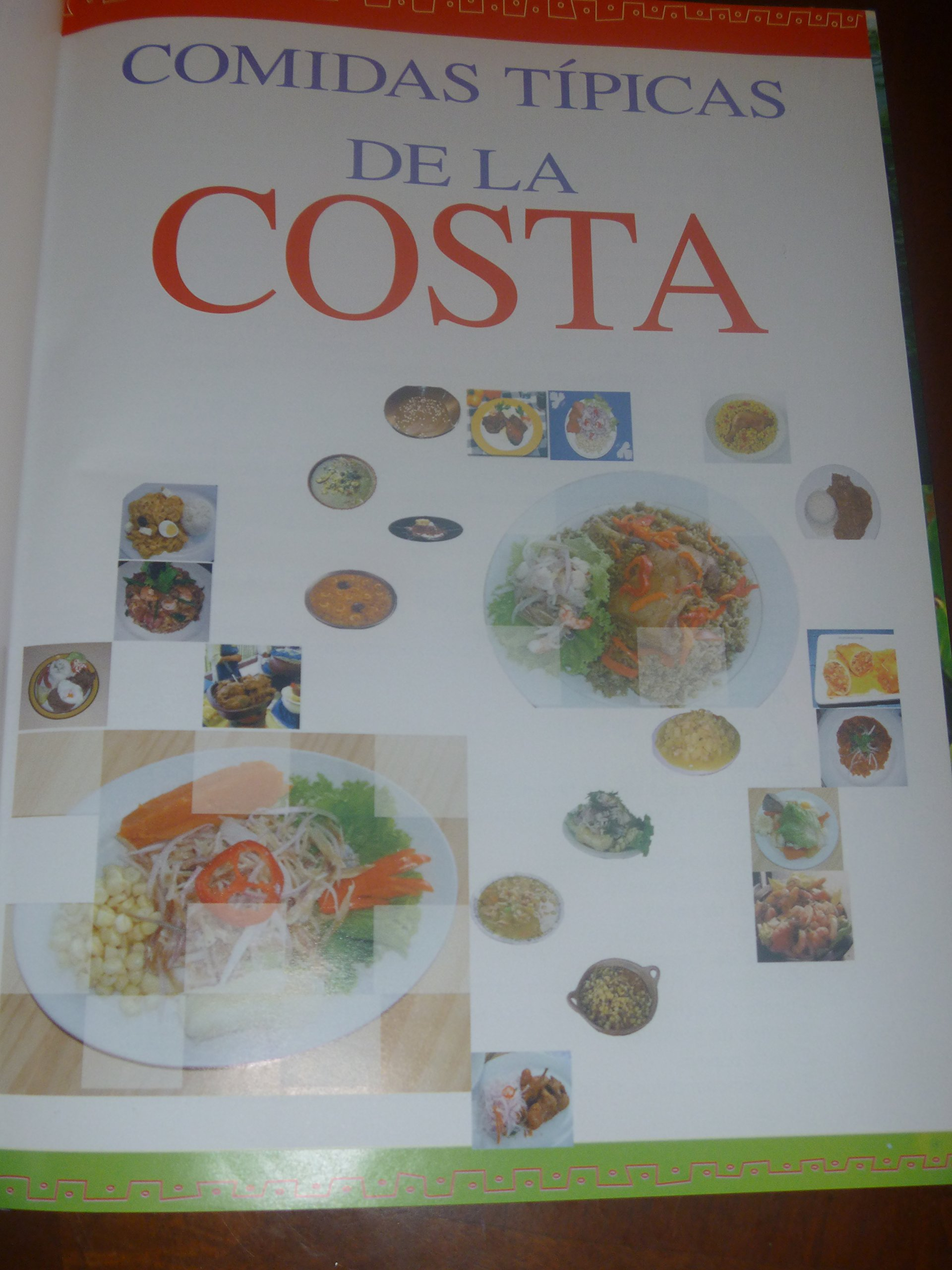 Escuela De La Cocina Peruana - Platos Tipicos - Costa Sierra Y Selva: AFA: 9786124525629: Amazon.com: Books