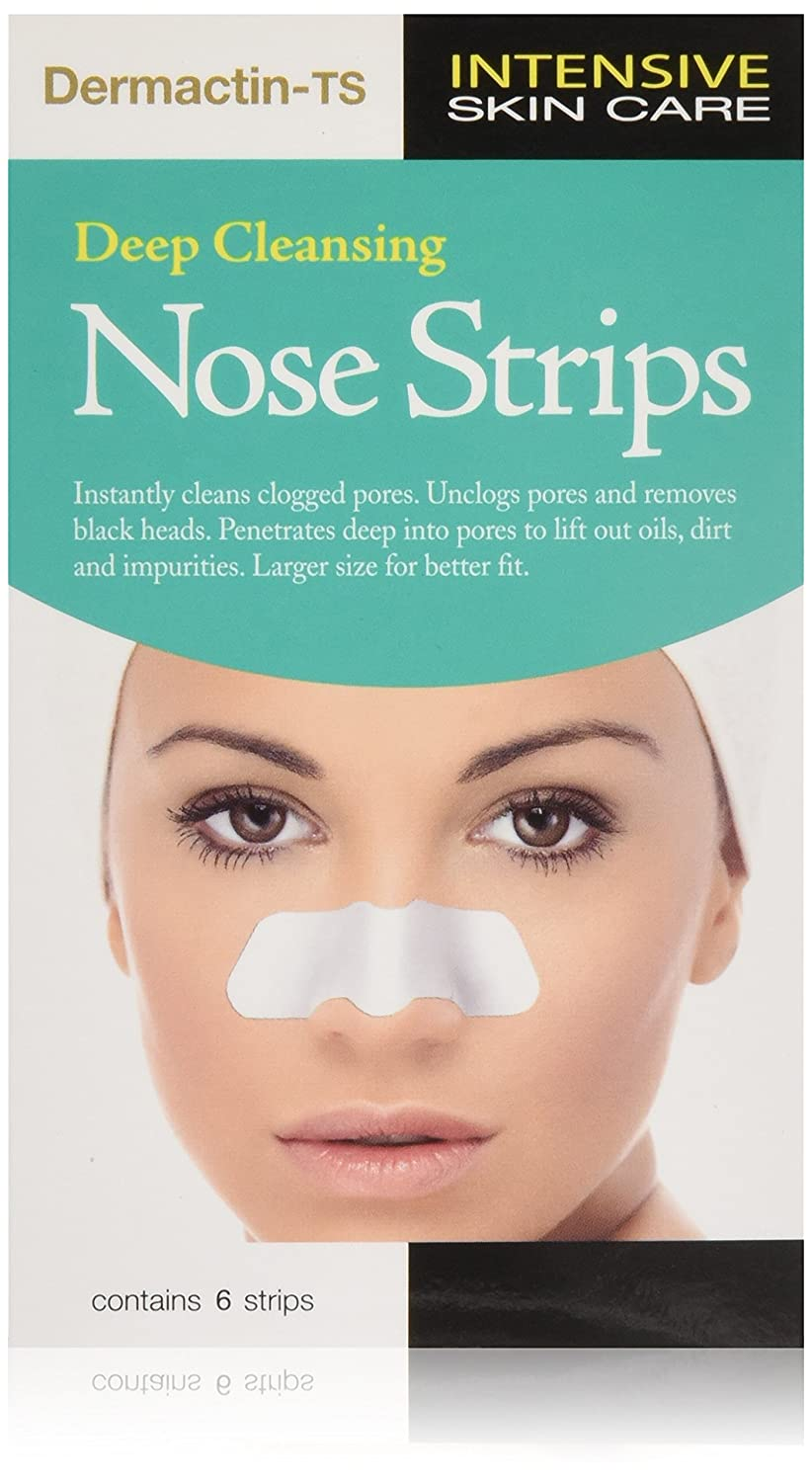 Dermactin-TS Deep Cleansing Nose Strips 1 Count