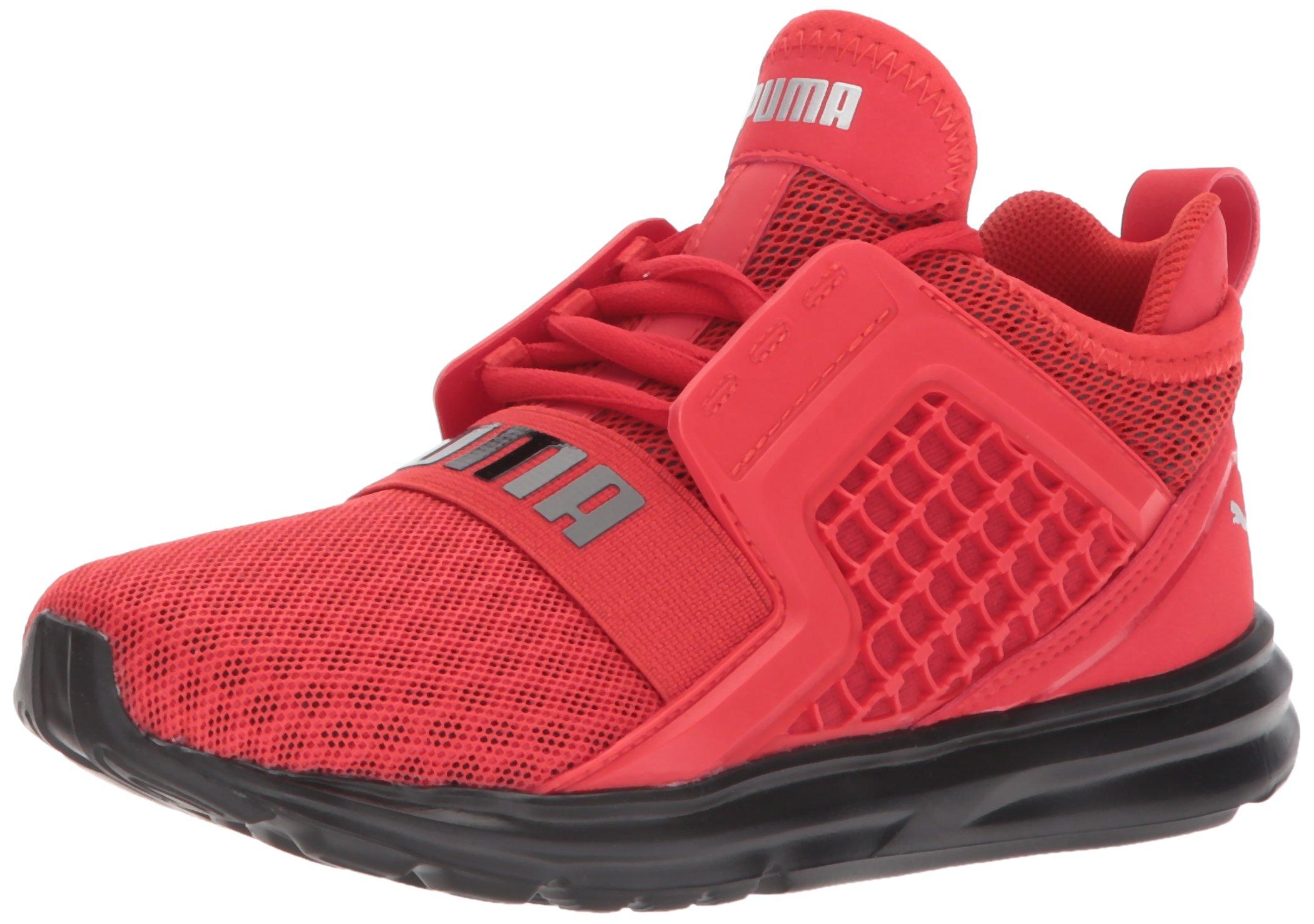 PUMA Unisex-Kids Limitless Sneaker, High Risk Red, 2.5 M US Little Kid