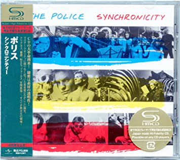 cd the police synchronicity