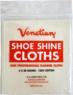 product image for Venetian Cream Leather Care Shine Cloth