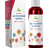 Head Lice Shampoo - Lice Prevention & Repellent - Kid's Shampoo Lice Treatment with Rosemary Essential Oil - Tea Tree Oil Dandruff Shampoo for Oily Hair & Itchy Scalp