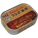 浜名湖印 うなぎ蒲焼 缶詰 ひつまぶしにもいかが!