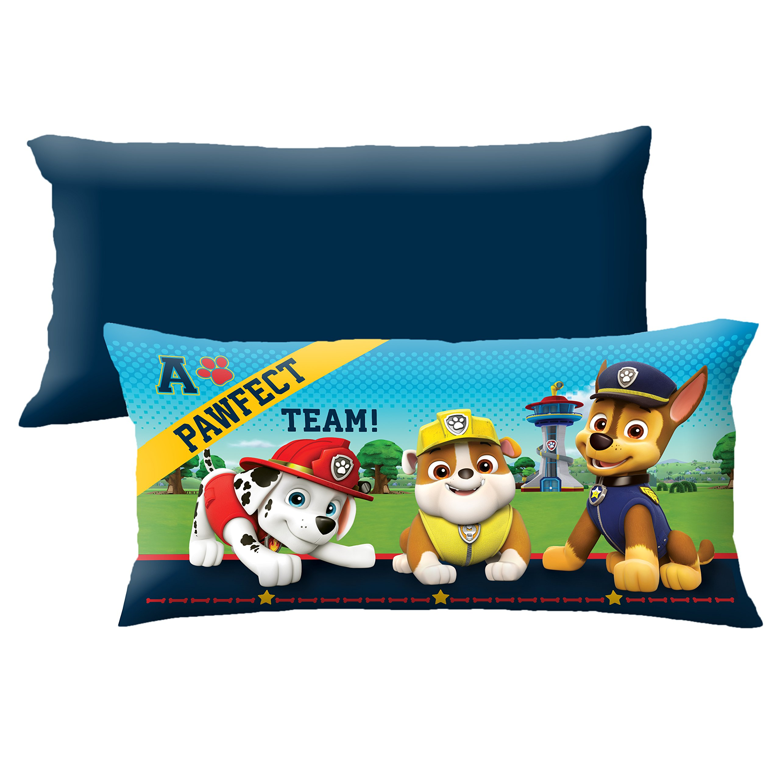 Paw Patrol 17x34 Pillow