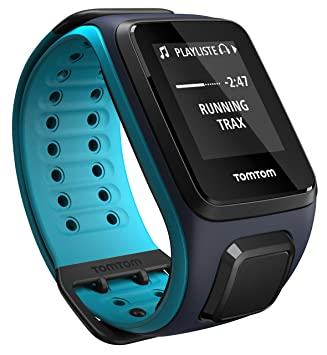 TomTom GPS Runner 2 Cardio Music L Black-Antracit